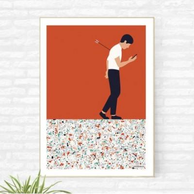 """Online Dating"" illustration"