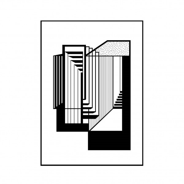 Illustration Stairs