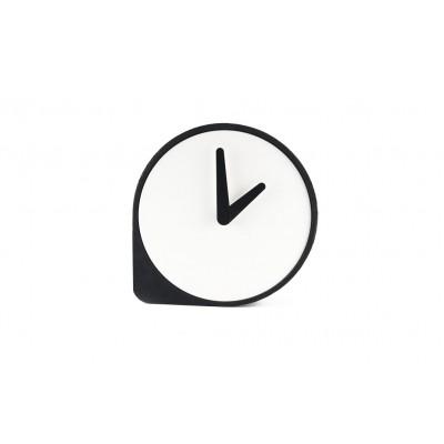 Horloge Bouchon noire