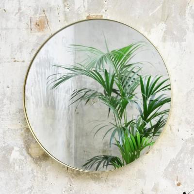 Miroir cuivre