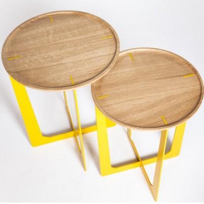 Petite Table d'appoint Lyonnaise