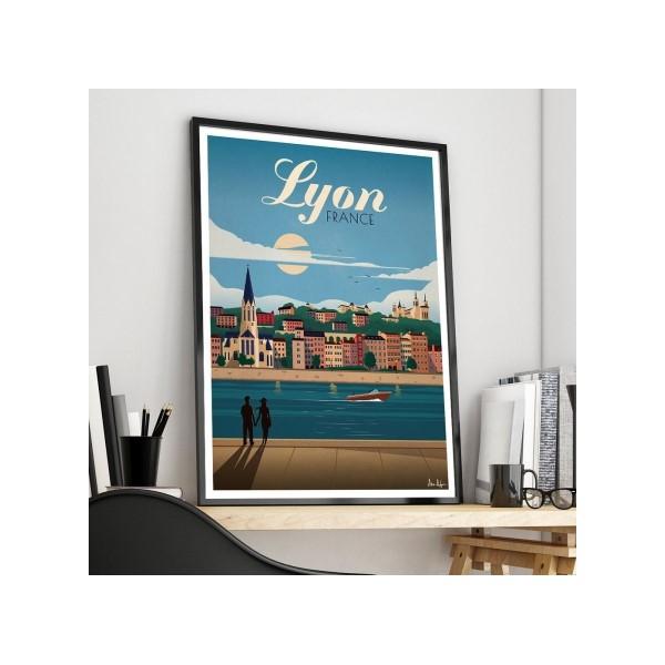 "Illustration ""Lyon"""