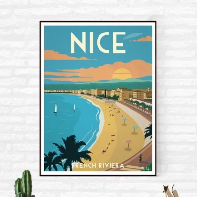"Illustration ""Nice"""