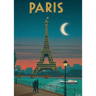 "Illustration ""Paris"""
