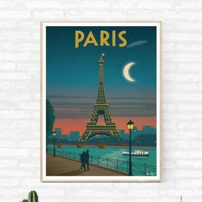 """""""Paris"""" Illustration"""