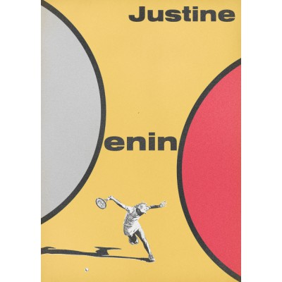 "Illustration ""Justine Hénin 2"""