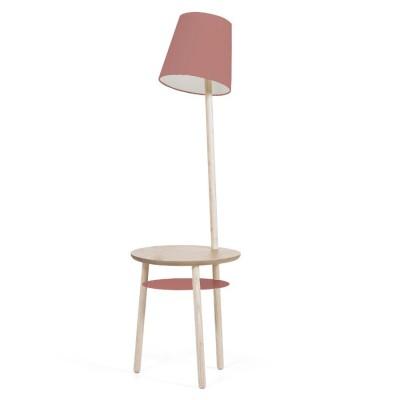 Lampe Guéridon Josette Rose