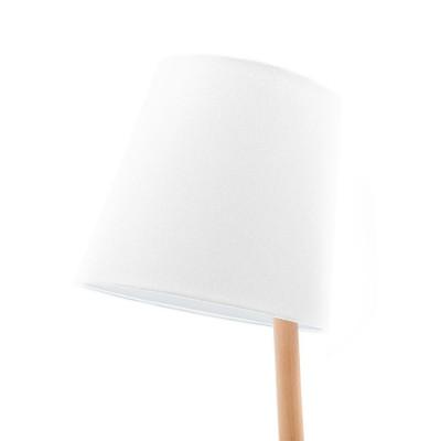 Lampe Guéridon Josette Blanc