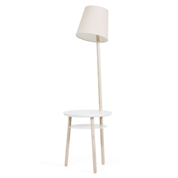 Lampe Guéridon Josette Couleur Lin