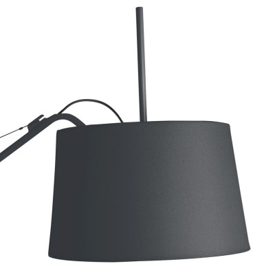 Grey Elizabeth Floor lamp
