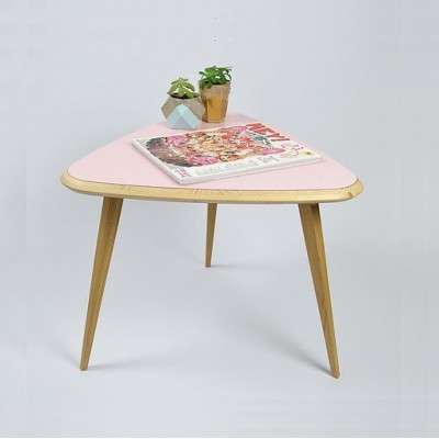 Table Bermudes rose