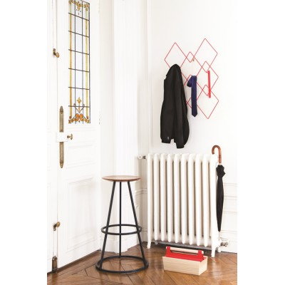 Red Firmin Coat Rack