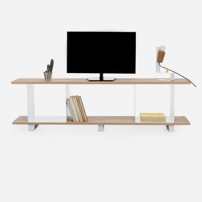 Qubik Shelves White