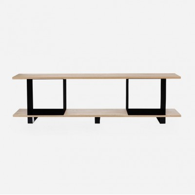 Qubik Shelves Black