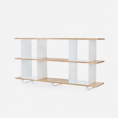 Large Qubik Shelves White