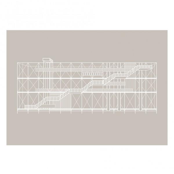 Illustration pompidou