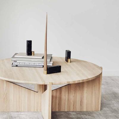 Grande table basse Chêne