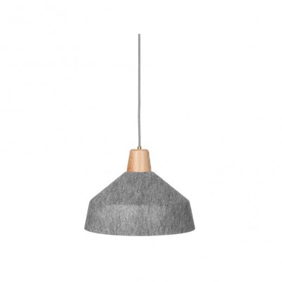 Little Flot Pendant soft grey