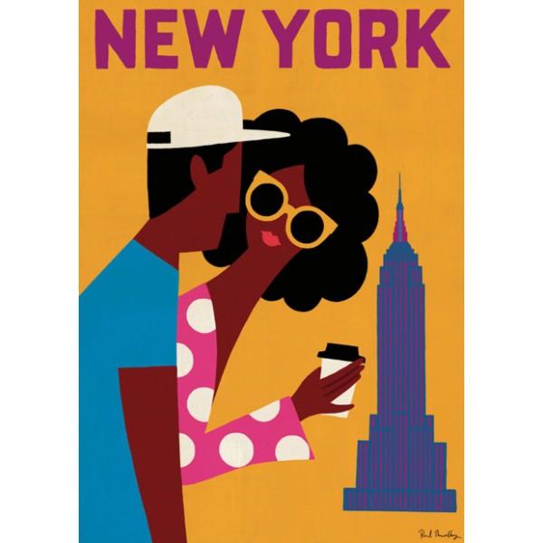 """Affiche """" New York"""""""