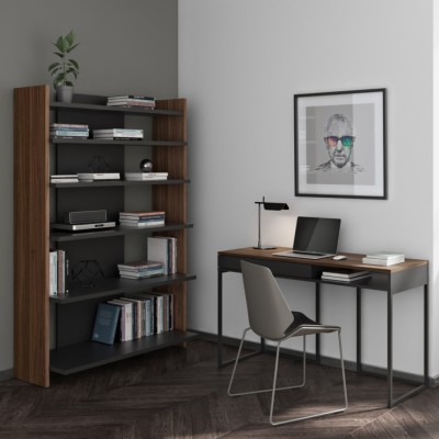 City Desk Walnut