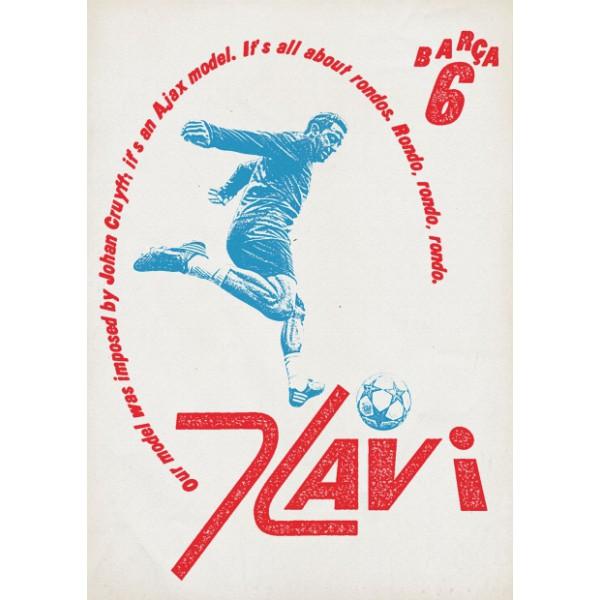 """Illustration """"Xavi 4"""""""
