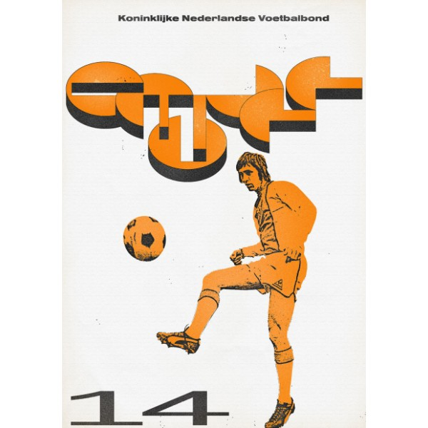 "Illustration ""Cruyff 5"""