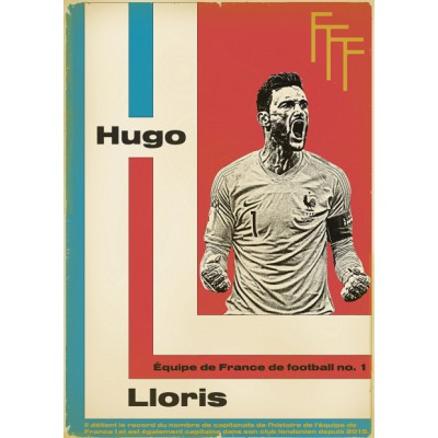 """Lloris"" Illustration"
