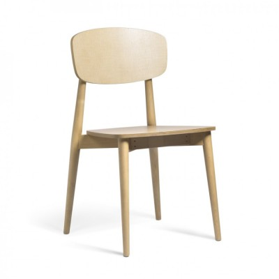 Duo de Chaises Scandi