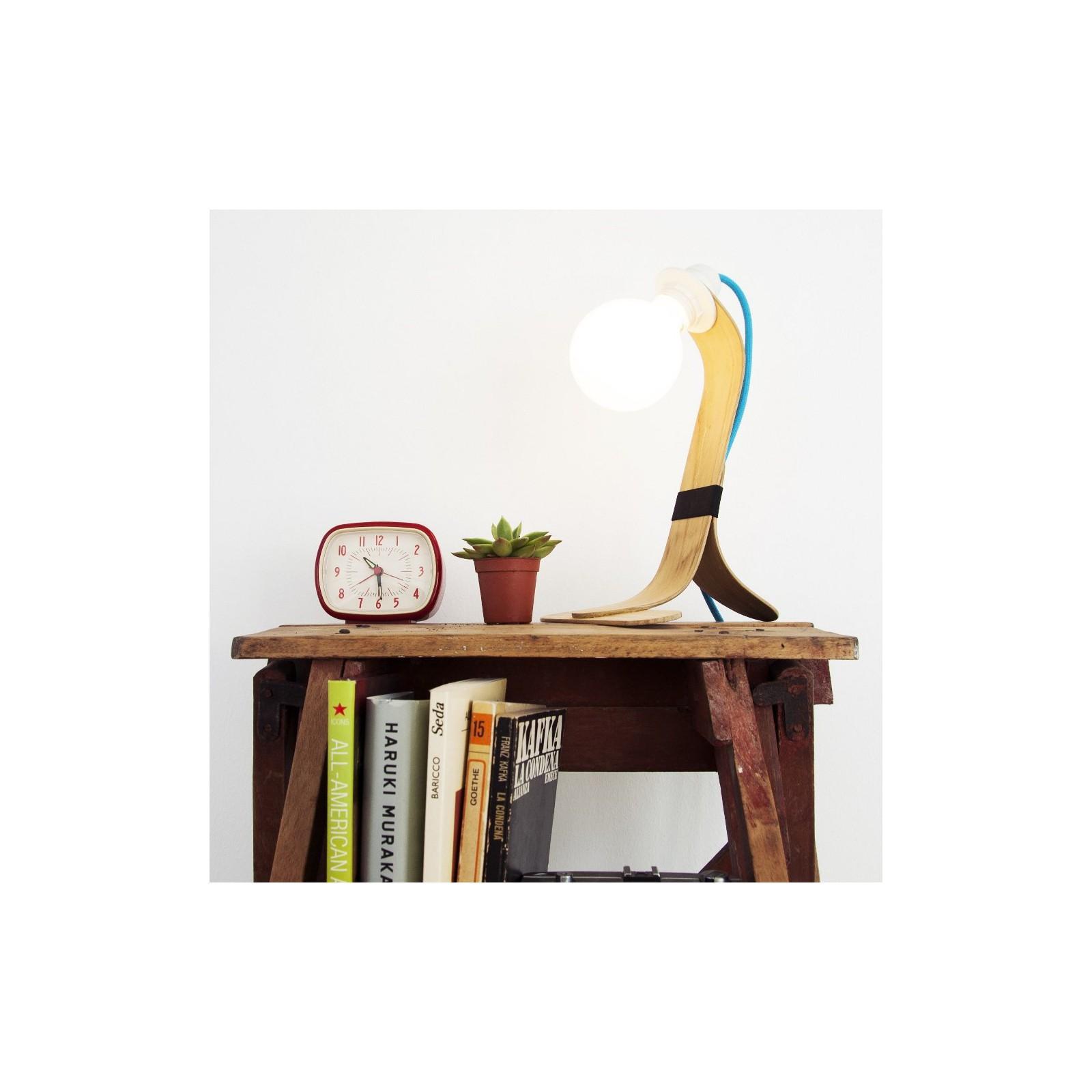 Bulb Lamp Arne Concept