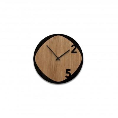 Clock 25 Blanck Wood
