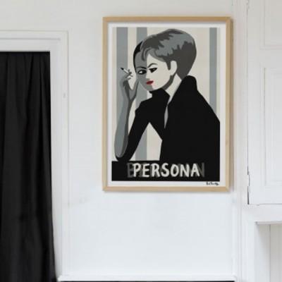 """Persona"" Print"