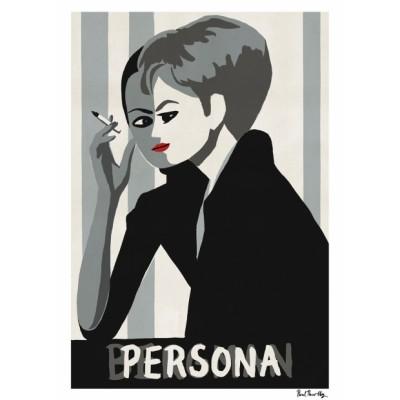 """Affiche """"Persona"""""""