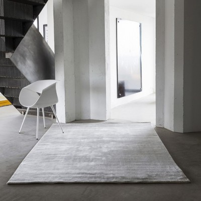 Bambou Rug Light grey