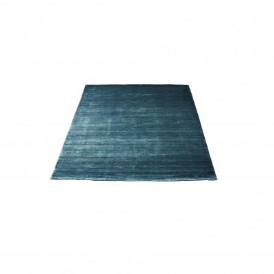 Tapis Bambou Bleu