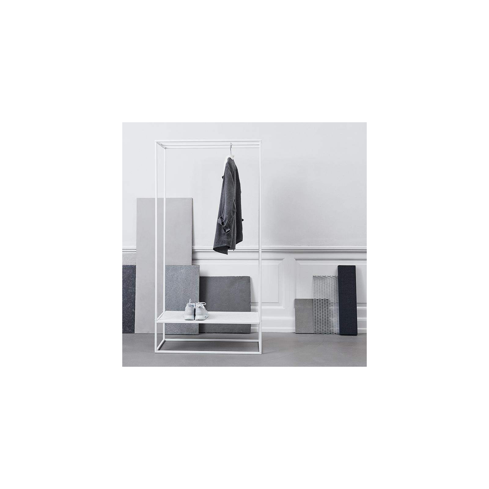 Penderie Design Blanche - Arne Concept