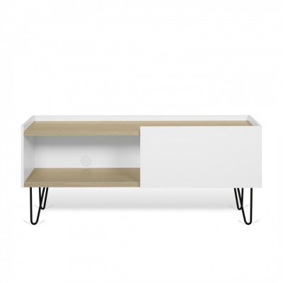Nine TV Table White