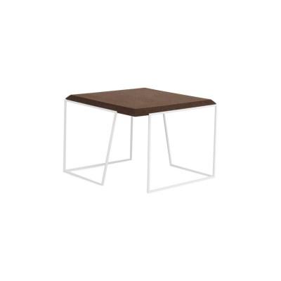 Table Basse Liège Blanche