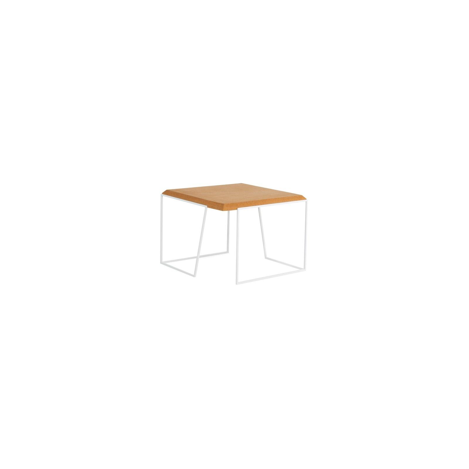 Table Basse Liège Blanche Arne Concept