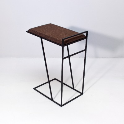 Table d'appoint Liège Noire