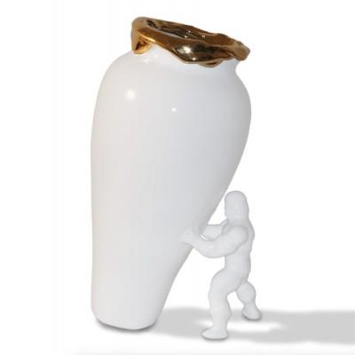Vase Super Hero