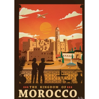 """Morocco"" Illustration"