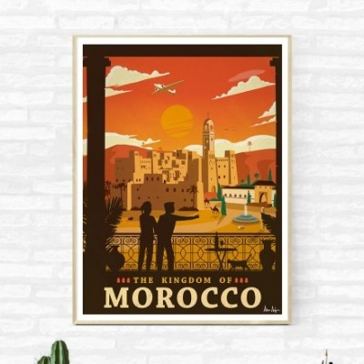 "Illustration ""Maroc"