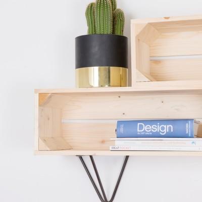 Large Simply Box shelf
