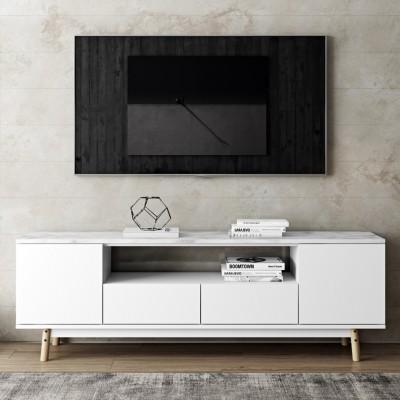 Lyon Marble Tv Sideboard