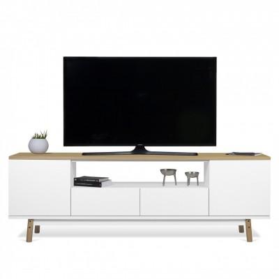Lyon oak Tv Sideboard