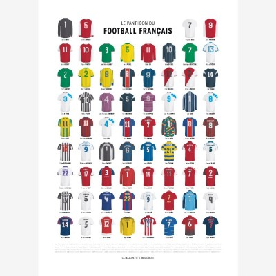 Panthéon du Football français Illustration