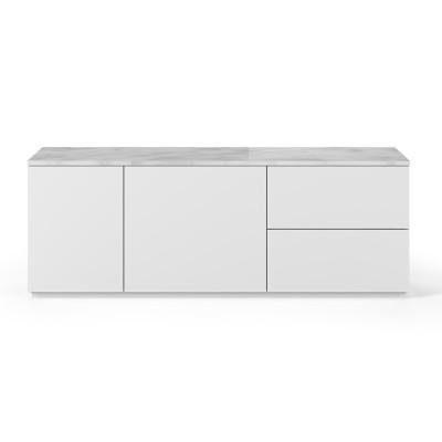 Buffet Cube 160 Marbre