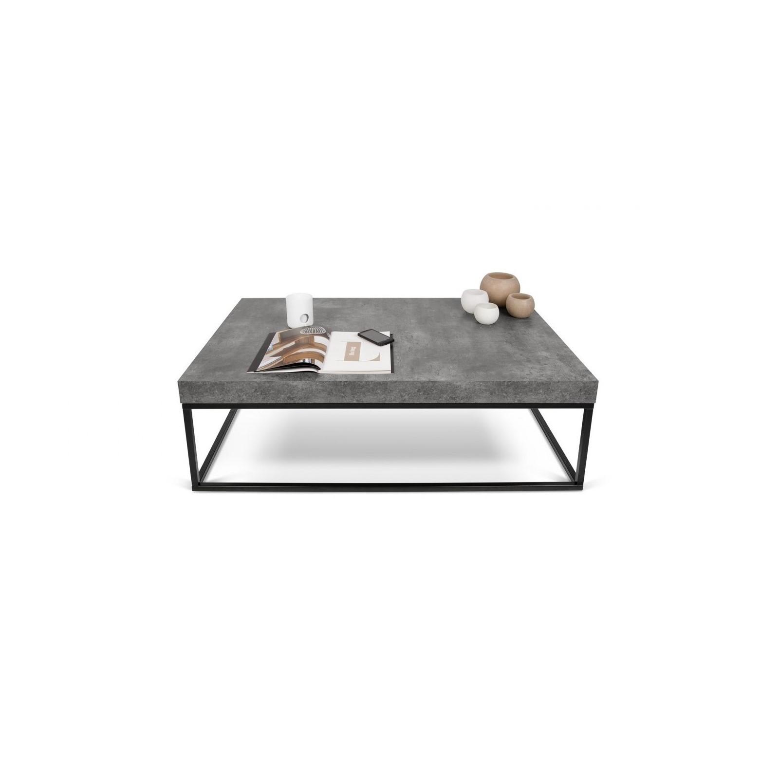 Table Basse Beton 120 Arne Concept
