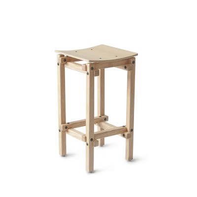 Fair and Square Stool Bar