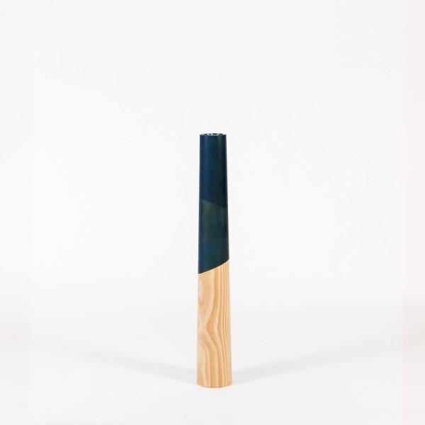 Etna Candle holder Blue
